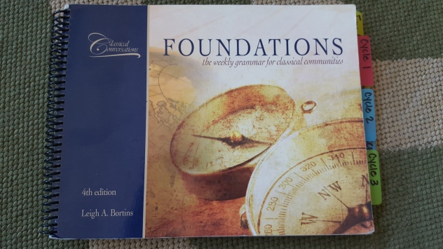 The Foundations guide...full of goodness and truth!
